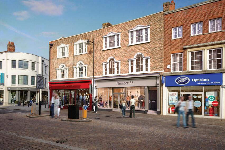 Northbook-Street-flat-architecture-Newbury-Berkshire